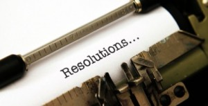 Text: Resolutions